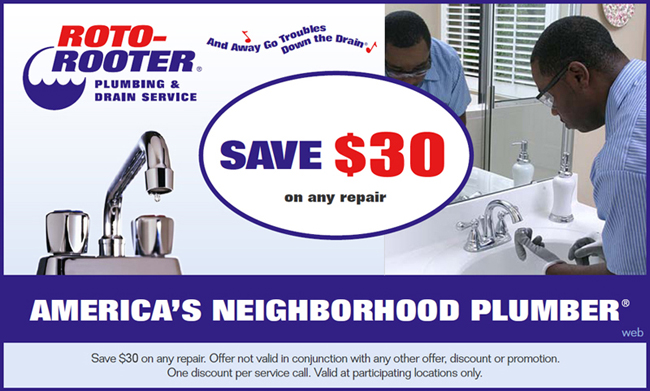 Plumbing Services Coupons Residential Amp Commercial